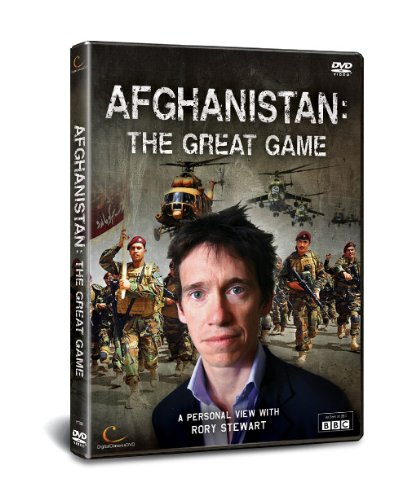 Cover - Afghanistan - The Great Game