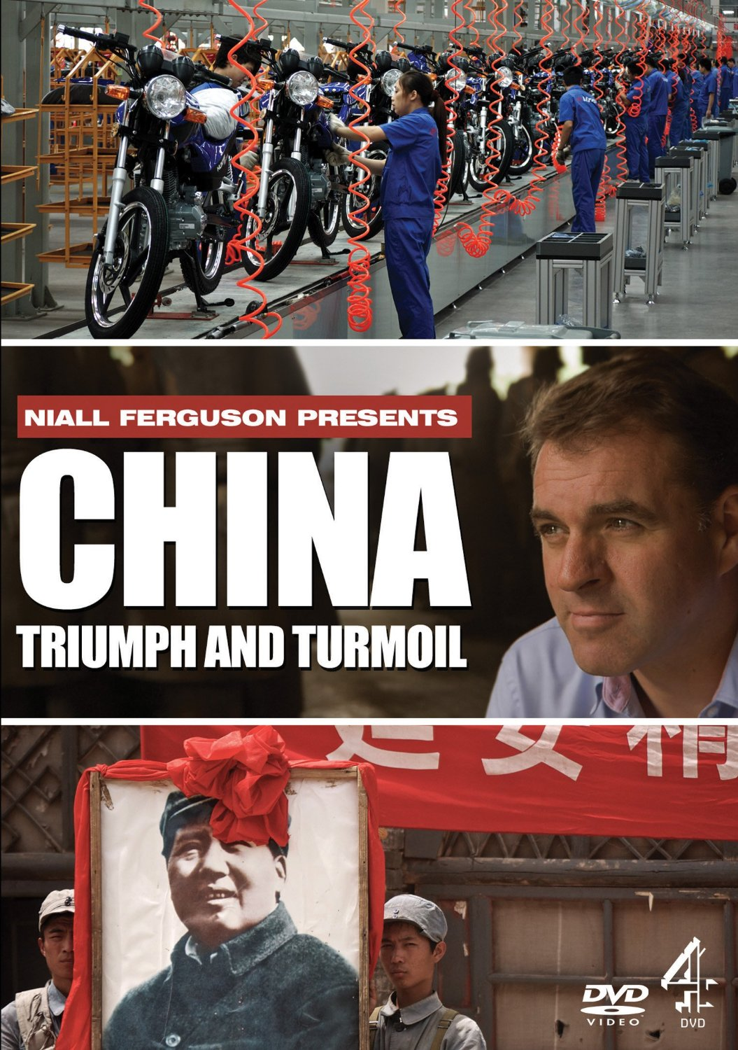 Cover - China - Triumph & Turmoil