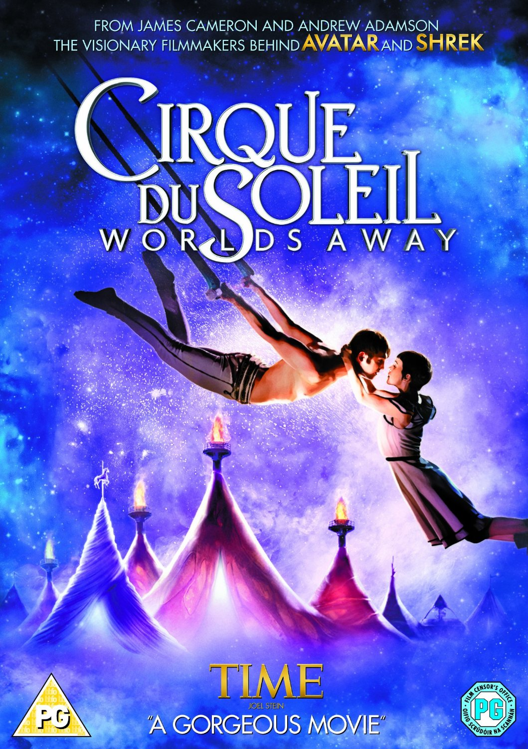 Cover - Cirque du Soleil's World's Away
