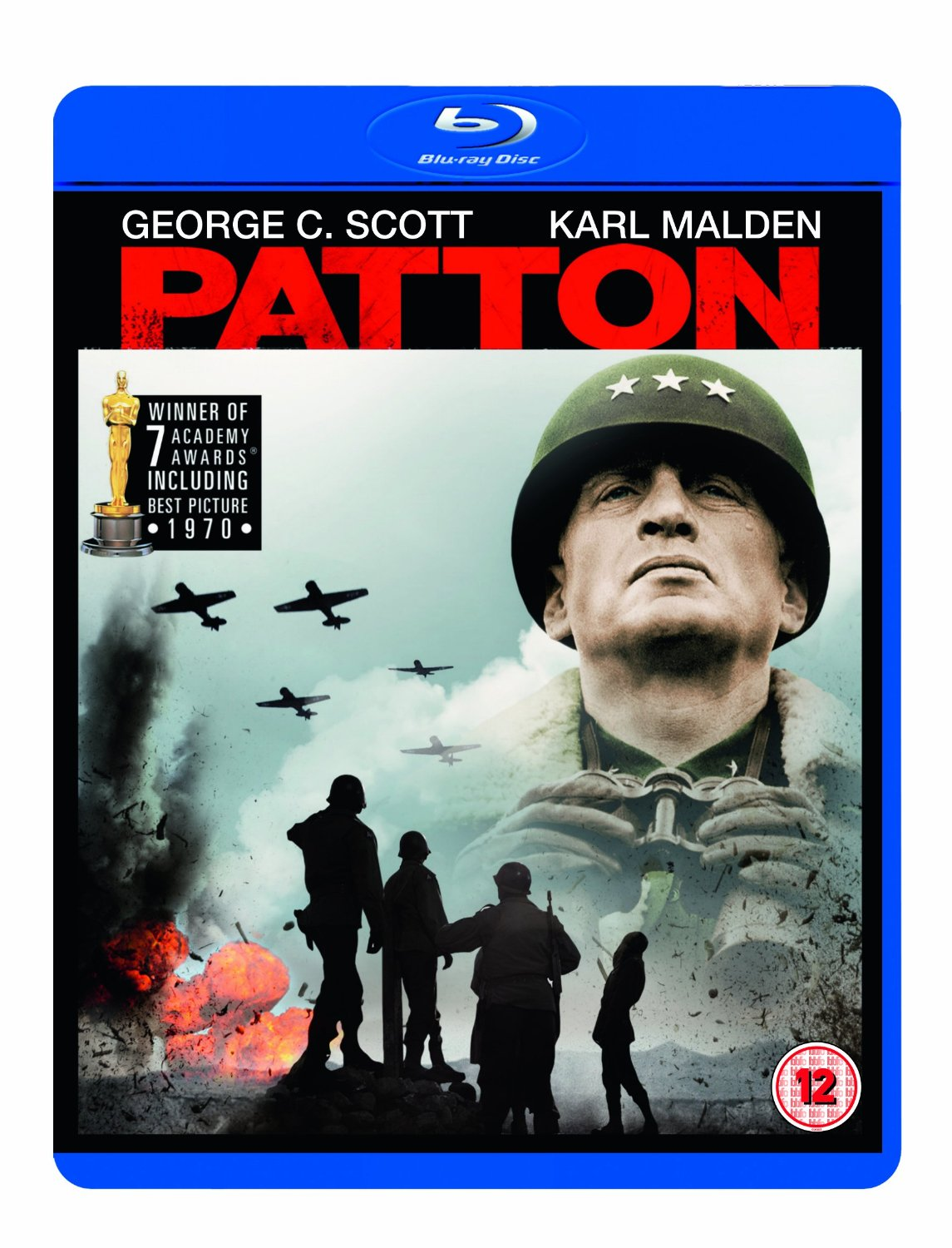 Cover - Patton