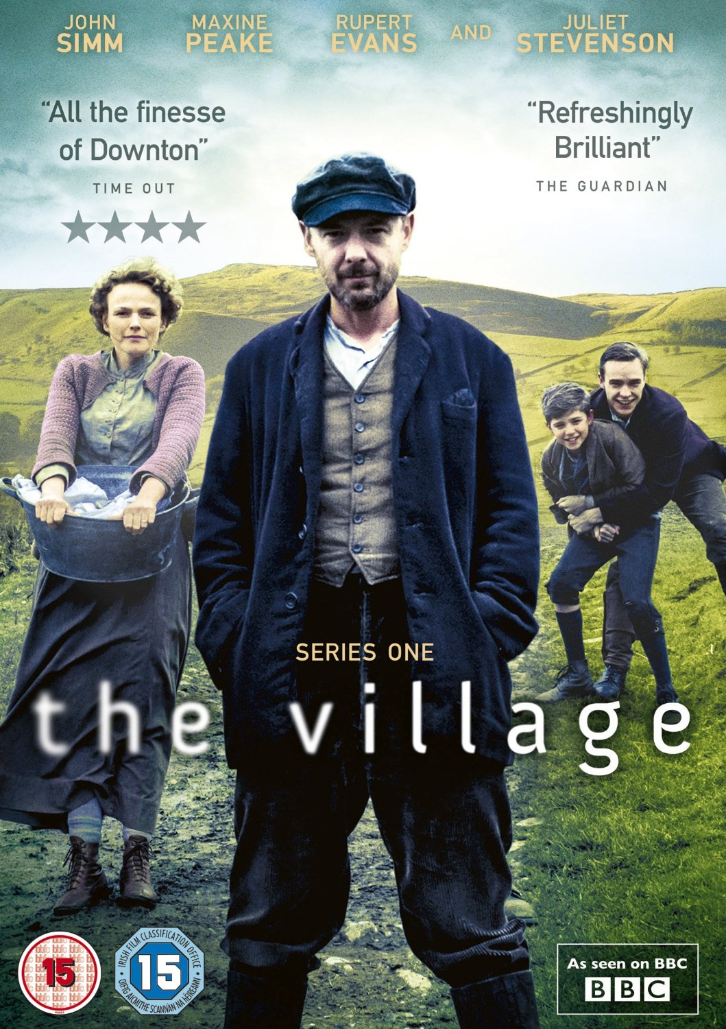 Cover - The Village