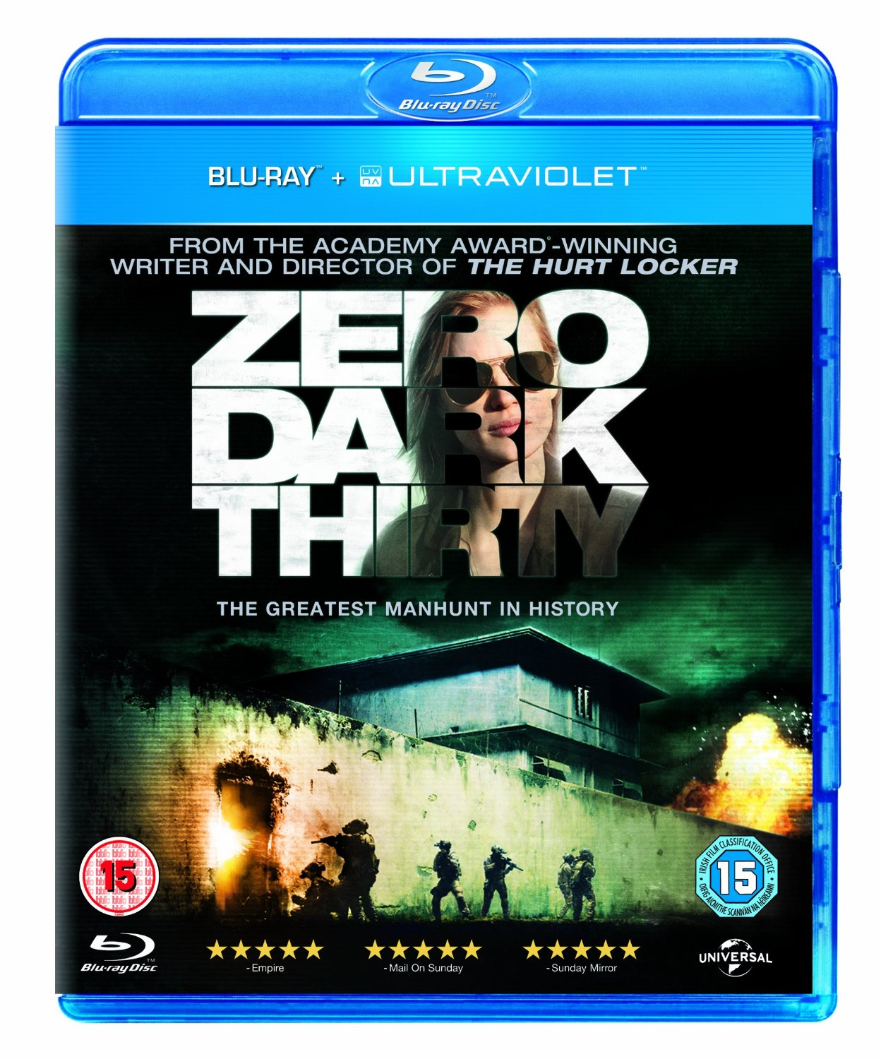Cover - Zero Dark Thirty