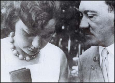 Hitler & Geli Ruabal