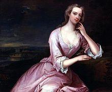 King George II's Mistress - Henrietta Howard