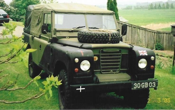 Land Rover # 2