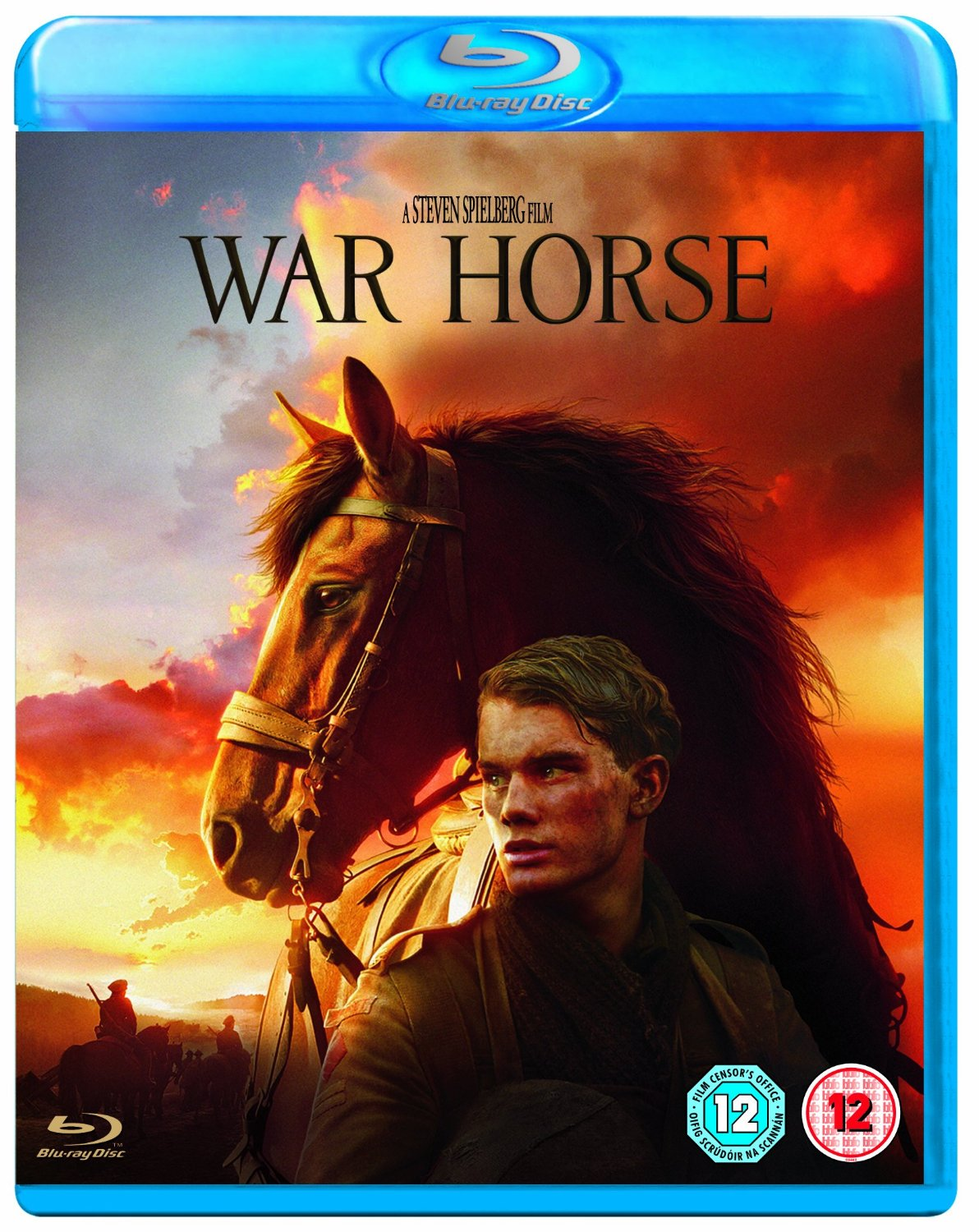 Cover - Warhorse