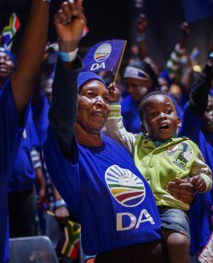DA Election Supporter
