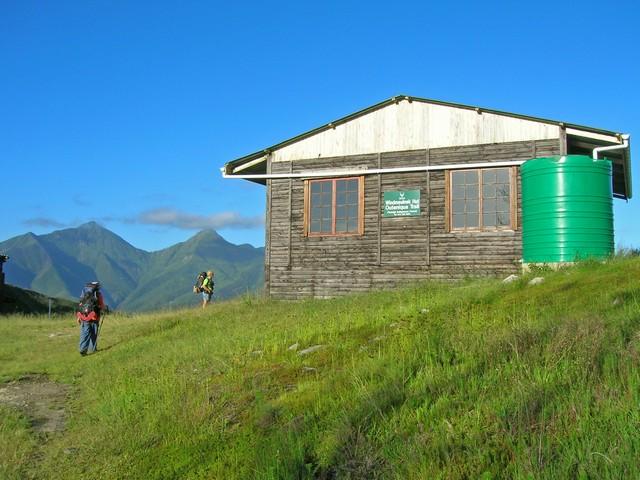 The Windmeulnek Hut