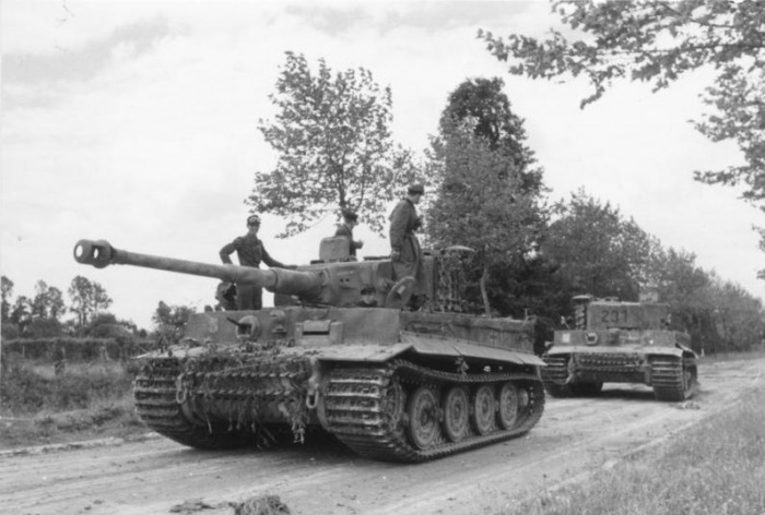 Tiger Tank #2