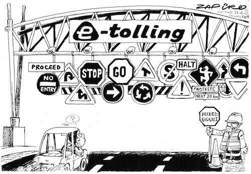 120429 — e-tolling published in Sunday Times on 29 Apr 2012