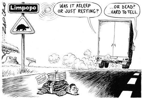 120624 — Limpopo Province Textbook Distribution Scandal published in Sunday Times on 24 Jun 2012