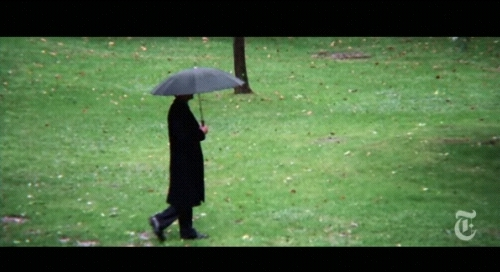 was jf kennedy killed by the black umbrella man the casual observer