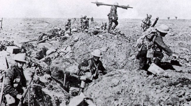 Somme Battle#10