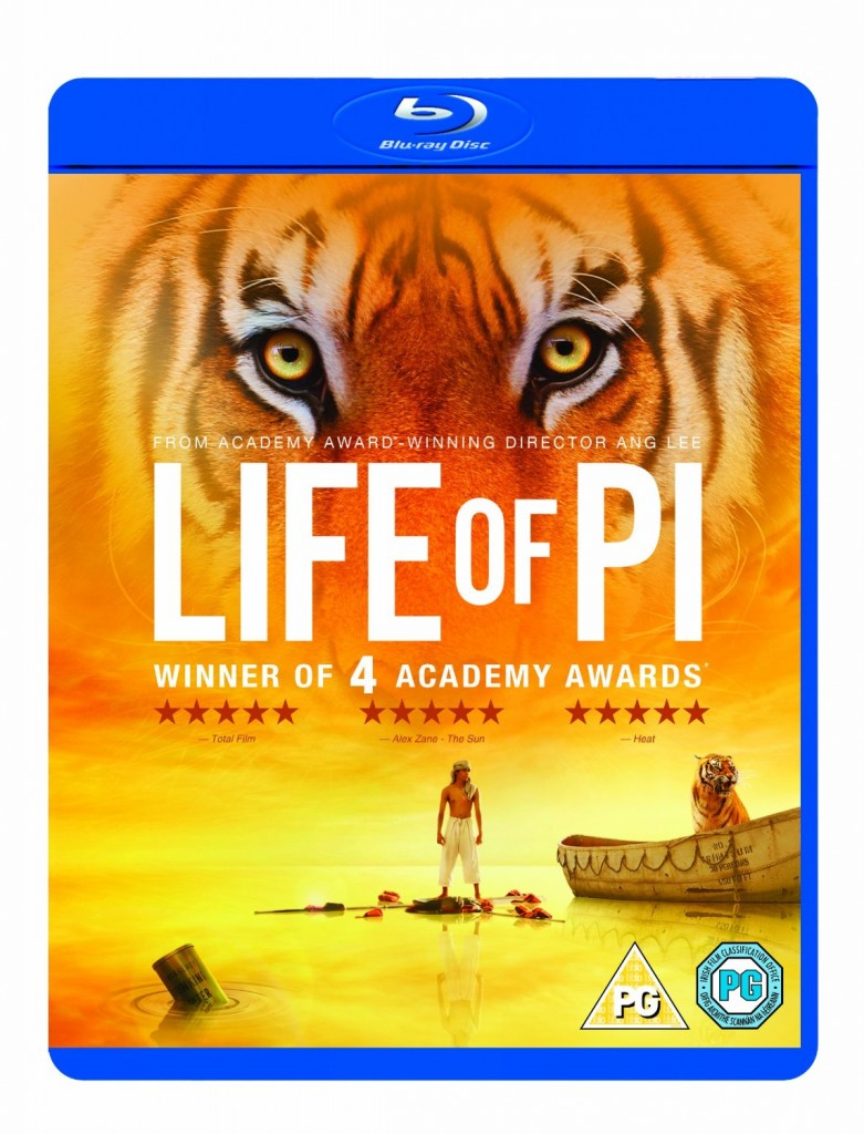Cover - The Life of Pi