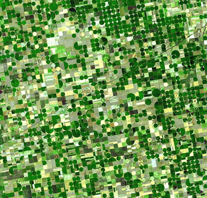 Satellite photos#1 - Kansas