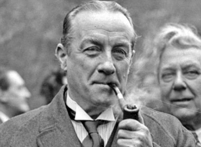 Stanley Baldwin - the British Prime Minister during the Abdication Crisis