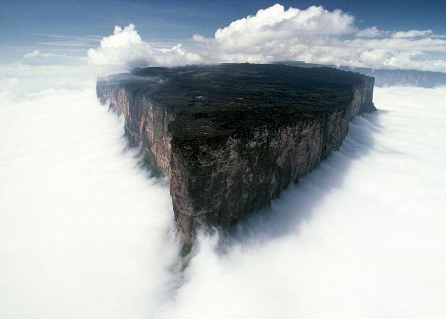 Mount Roraima in South America
