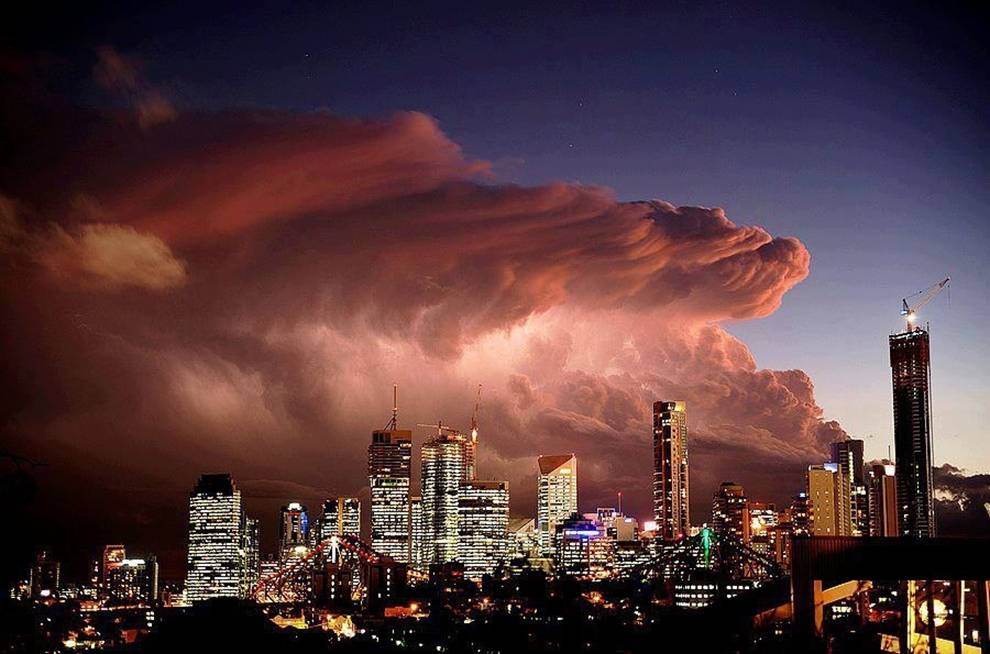 Wild Australian Weather#1