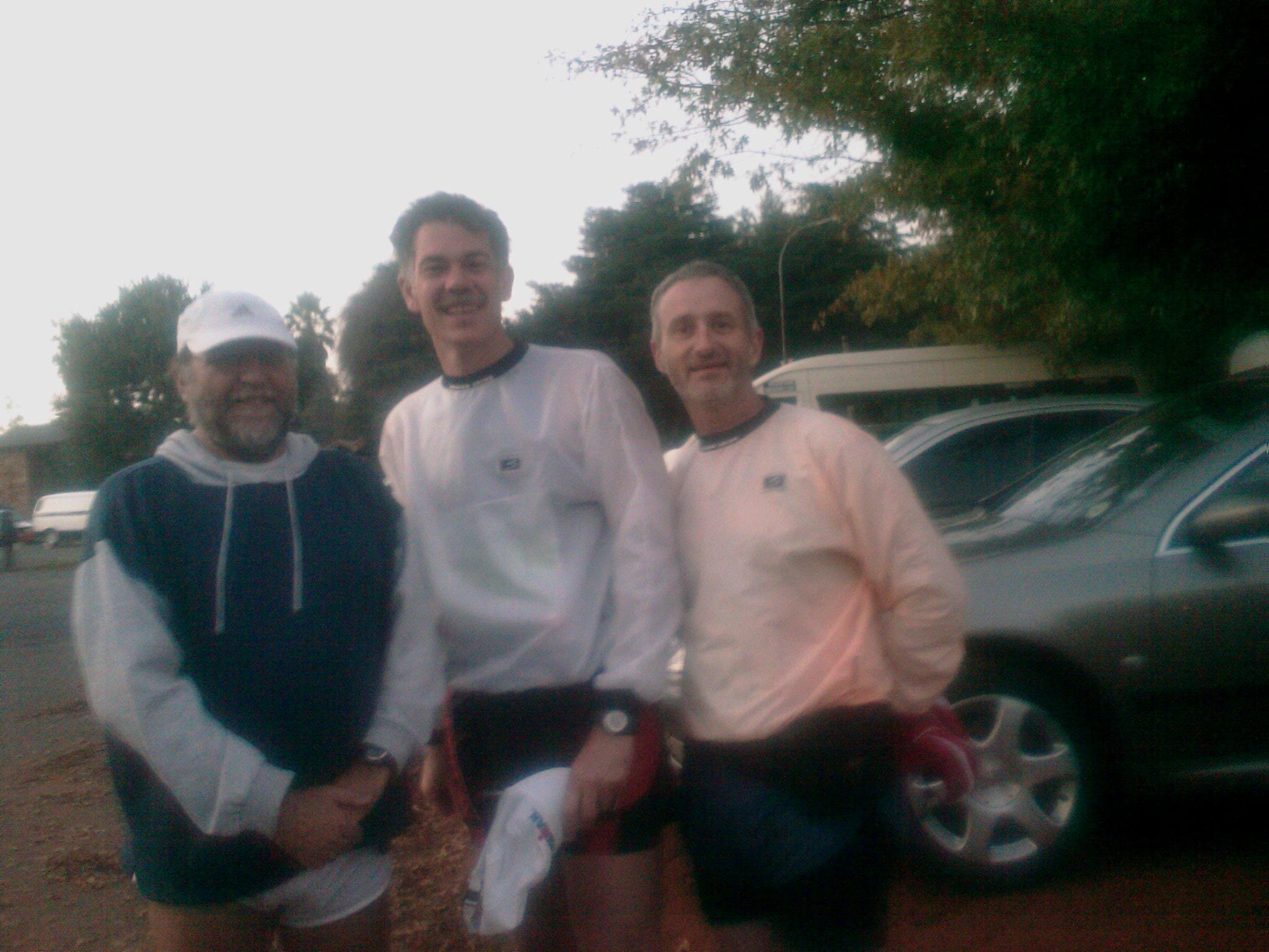 Arnold's first marathon#1