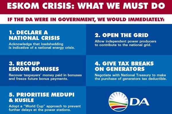 DA's proposal