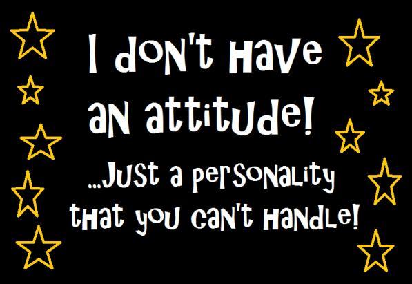 Attitude#2