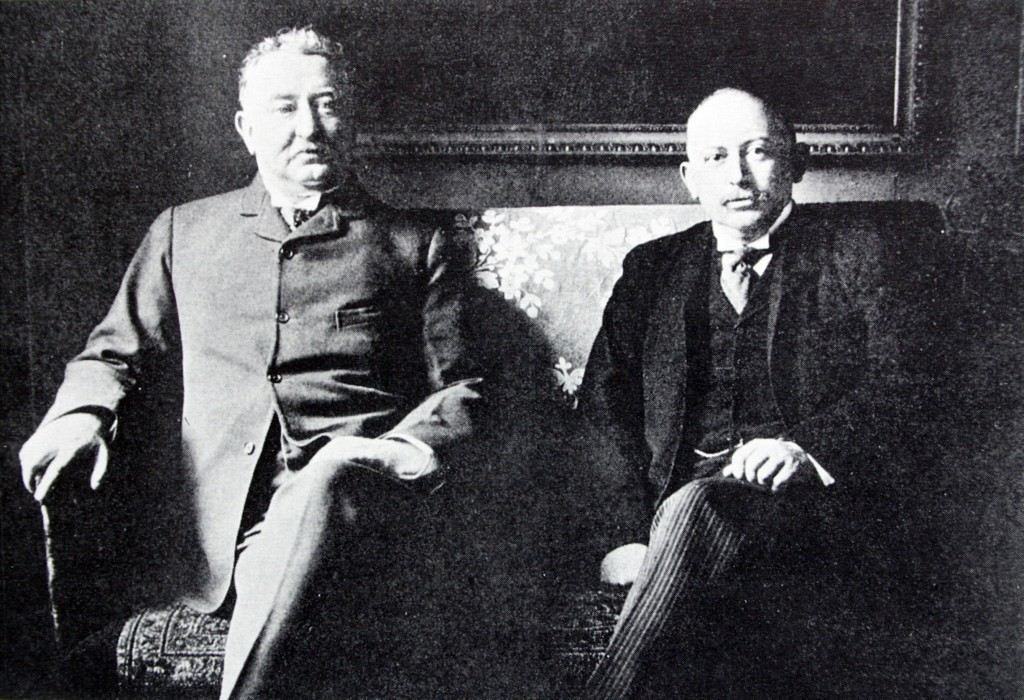 Cecil Rhodes and Alfred Beit