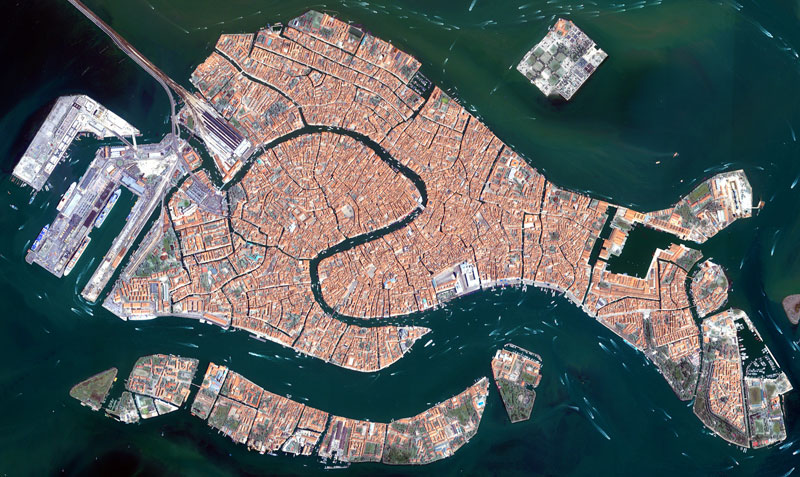 Earth's Rich Tapestry#2 - Venice