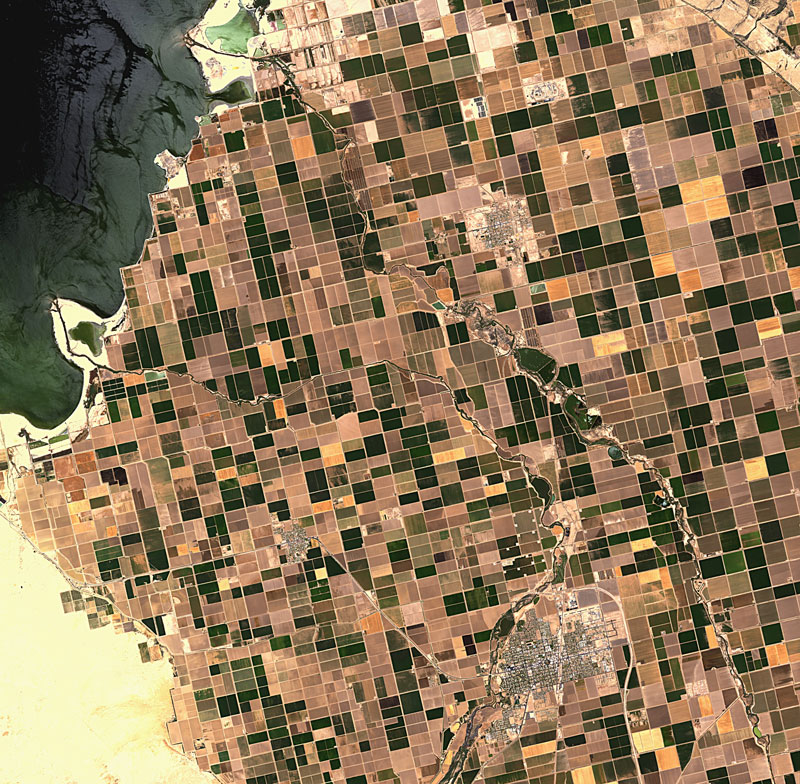 Earth's Rich Tapestry#4-Imperial Valley Southern California