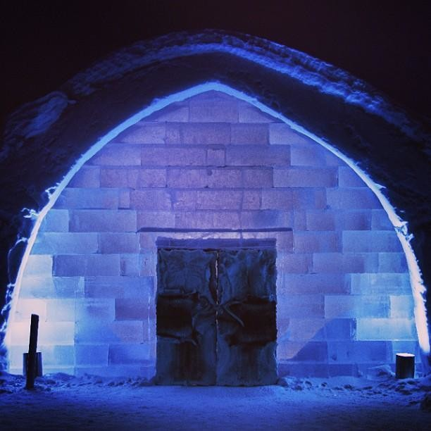 Modern Polar Expeditions#19 Ice Hotel in Sweden