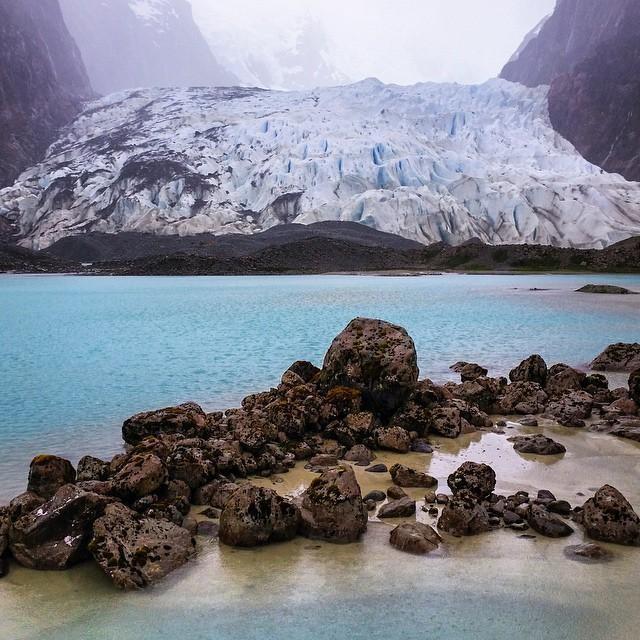 Modern Polar Expeditions#29 Bernal Glacier Iceland