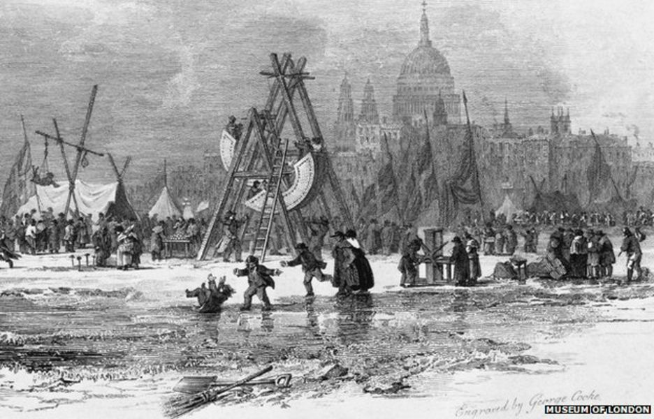 1814-fair-on-the-frozen-thames-river