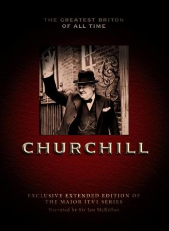 DVD cover of Churchill