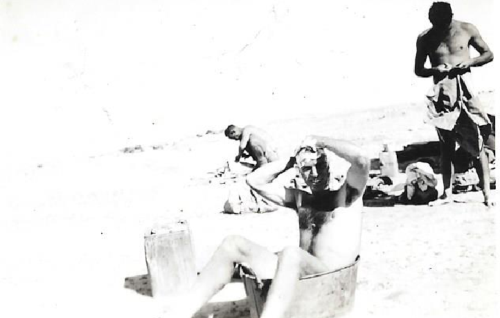 Dad in Egypt during WW2#2
