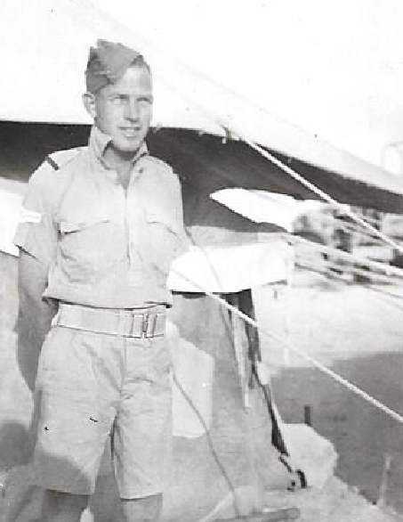 Dad in Egypt during WW2#4