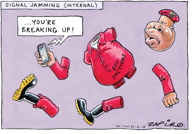 Is EFF Breaking into Factions?