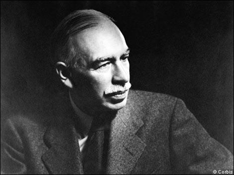John Maynard Keynes- the father of Keynesian economics