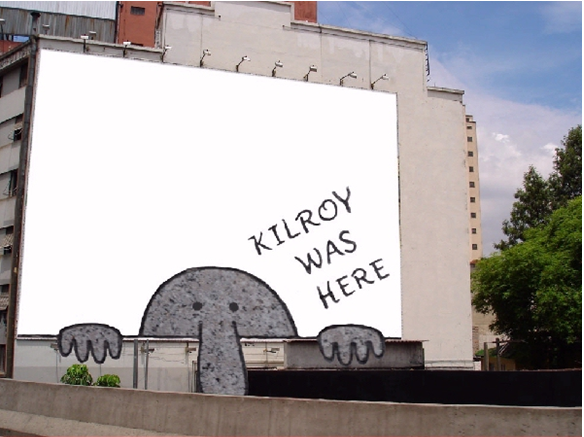 Kilroy was Here#10