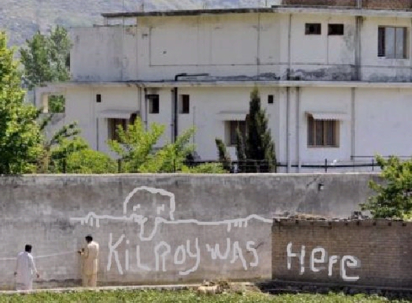 Kilroy was Here#14