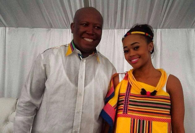 Malema getting married