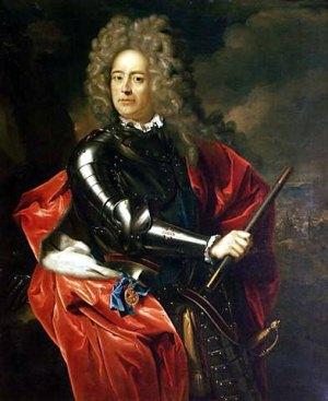 The Duke of Marlborough-Oil by Adriaen van der Werff