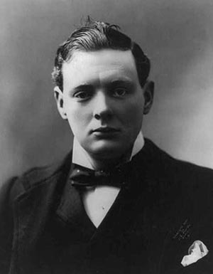 young-winston-churchill