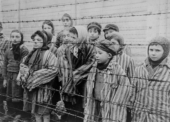 Denialism at Wits: Child survivors of Auschwitz