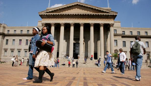 """Colonial ediface"" of Wits University that Mcebo despises"