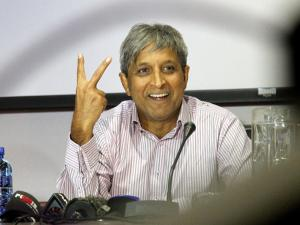 Professor Adam Habib - Vice -Chancellor of Wits