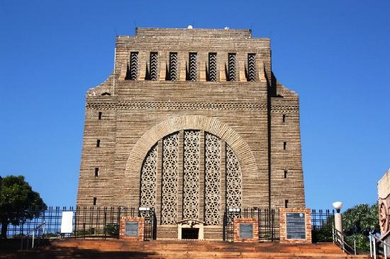 #6The Voortrekker Monument