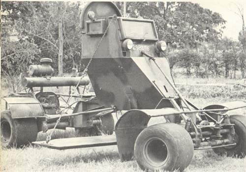 Enter the Rhodesian Pookie, an ugly little contraption that helped clear roads and highways during the Rhodesian Bush War of the 1970s