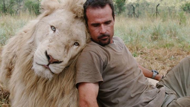 Kevin Richardson, South Africa's Lion Whisperer