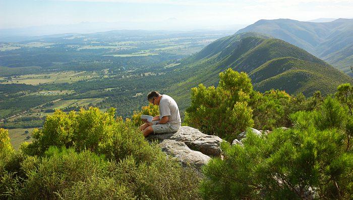Lady's Slipper mountain trail