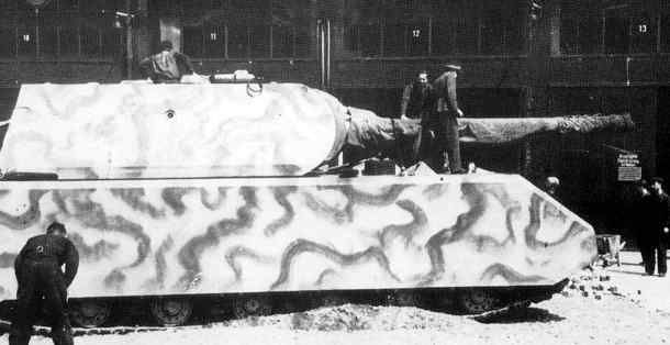 A prototype of the Maus