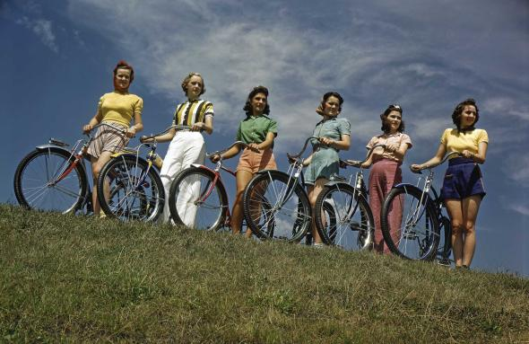 Bicycle riding was the key to the 19th-century push for womens rights in America.